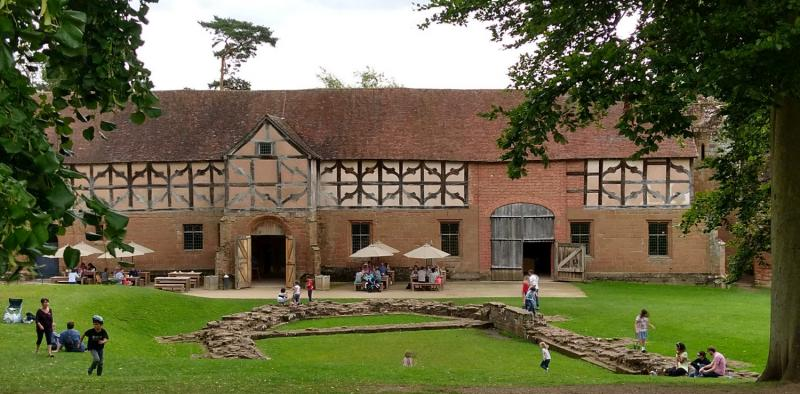 Kenilworth Castle stables