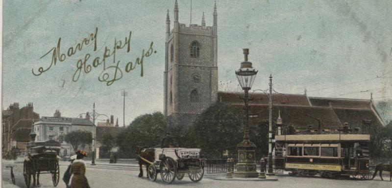St Marys Butts, about 1910