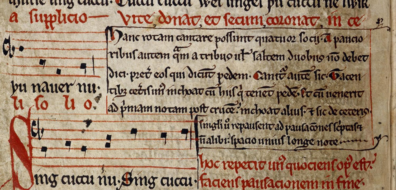 Reading Abbey Music Resource