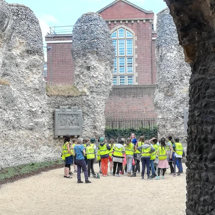 History of Reading Abbey School's Session