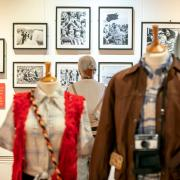 1971 costume and rock photography in the Festival exhibition