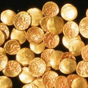 Syngenta Iron Age gold coin hoard